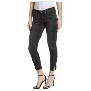 NWT Levi's 711 Skinny Ankle Jeans Flowers